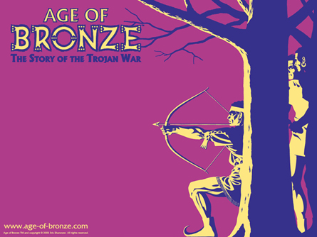 Age of Bronze #22 Wallpaper Image