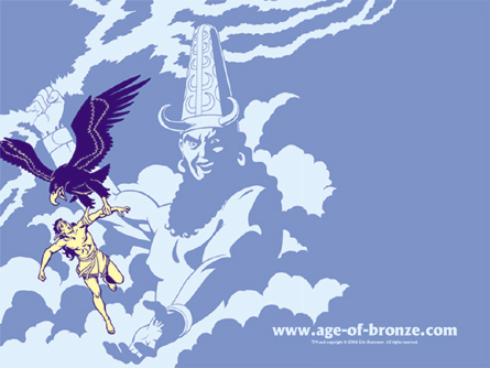 Age of Bronze #23 Wallpaper Image