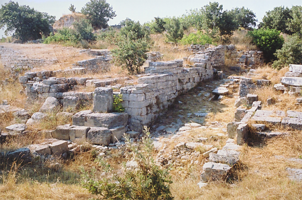 The South Gate of Troy VI