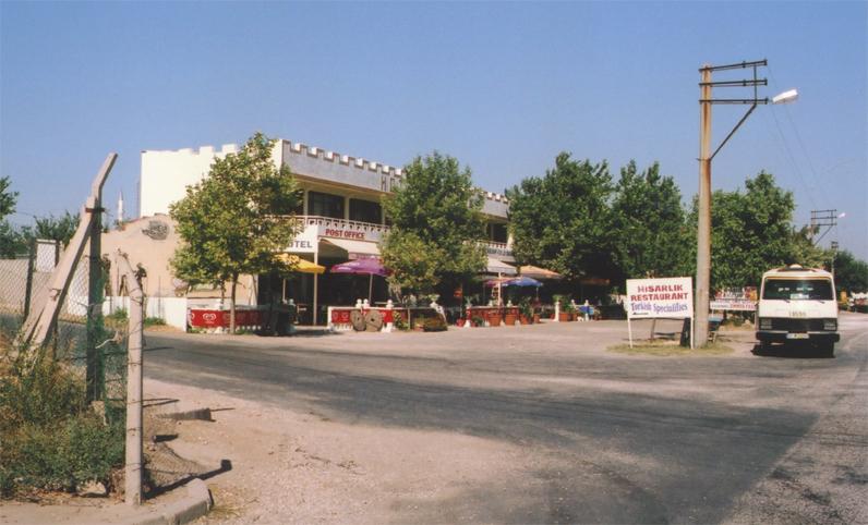 The Hisarlık Hotel