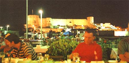 The Venetian fortress of Bozcaada (Tenedos)