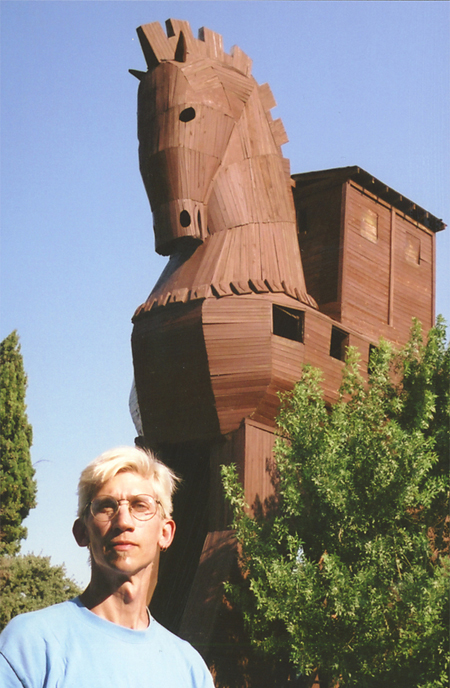 Eric and the Trojan Horse